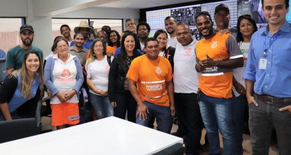 Funcionários da Comsercaf propõem troca de experiências com a Prolagos