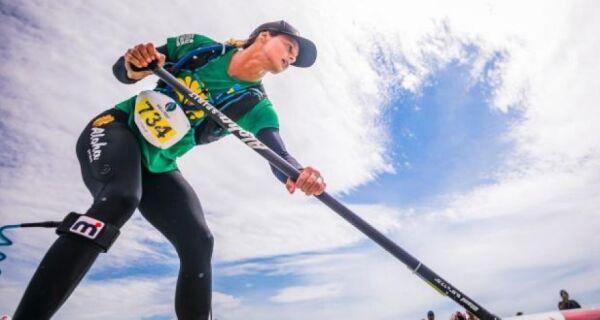 Atleta de Arraial participa da final do Stand Up Paddle dos Jogos Pan-Americanos