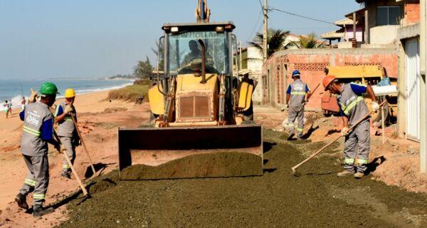 Serviços de manutenção beneficiam Rio das Ostras
