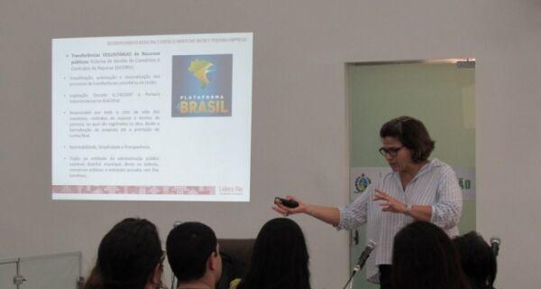 Trade turístico de Saquarema recebe treinamento no SICONV