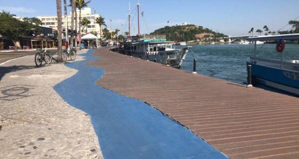 Boulevard Canal passa por revitalização