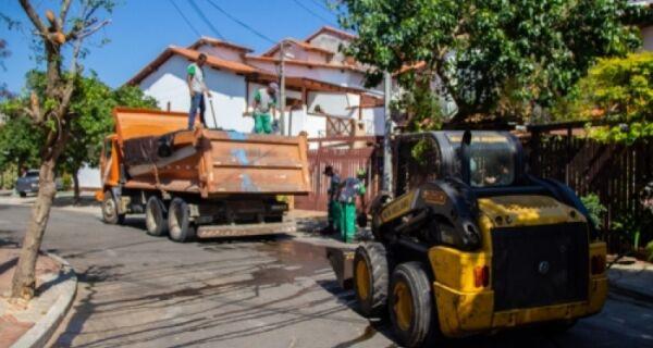 Arraial do Cabo recebe operação Tapa Buracos nos bairros do centro