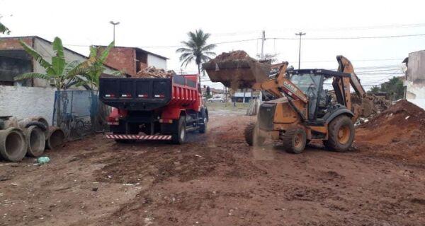 Prefeitura de Cabo Frio atua na limpeza e manutenção de diversos bairros