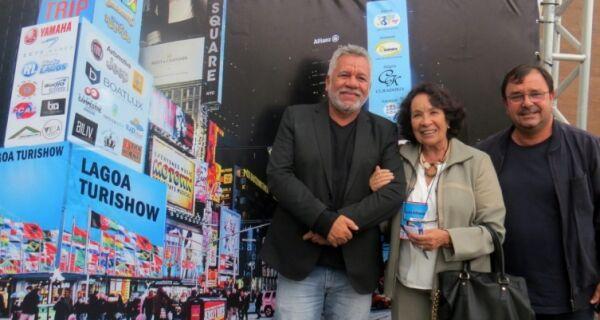 Secretário de Governo de São Pedro da Aldeia participa de evento sobre turismo de negócios