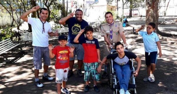 Movimento escoteiro contribui para desenvolvimento de crianças e jovens em Cabo Frio