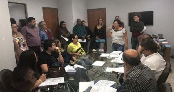 Secretários de Arraial se reúnem para definir o planejamento orçamentário