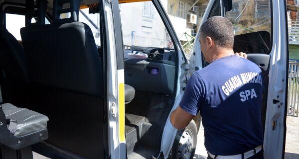 Vistoria do transporte escolar de São Pedro da Aldeia vai até 16 de agosto