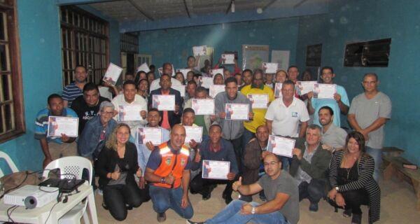 Defesa Civil promove projeto