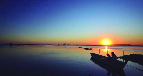 """Praia do Siqueira recebe hoje (09) o """"Pôr do Sol Histórico"""""""