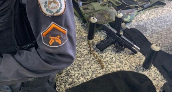 Boca do Mato tem dia de tensão após morte de suspeito