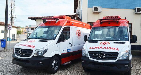 Frota de ambulâncias é ampliada em Rio das Ostras