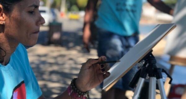 """Búzios se transforma em galeria de arte ao ar livre com o """"4° Circuito Arte Búzios 2019"""""""
