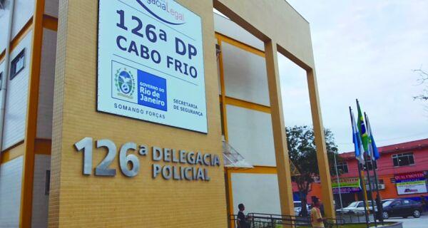 Suspeito de matar enteado de dois anos é preso em Cabo Frio
