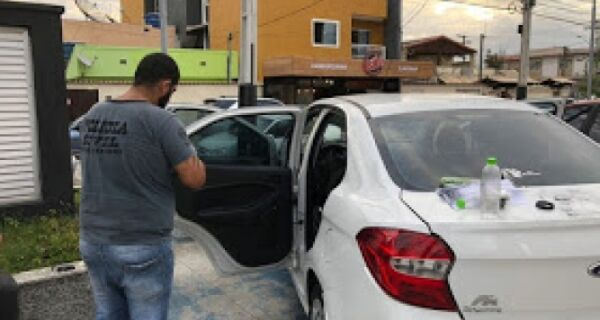 Polícia prende suspeito de participar da morte de motorista de aplicativo de carona em Cabo Frio