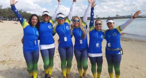 Equipe de Canoa de Cabo Frio está entre as quatro melhores do Mundo