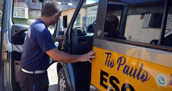 Prefeitura de São Pedro prorroga prazo para vistoria do transporte escolar
