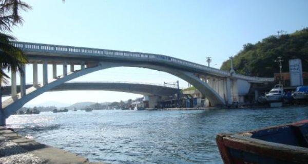 Ponte Feliciano Sodré ficará parcialmente fechada nesta quarta-feira (21)