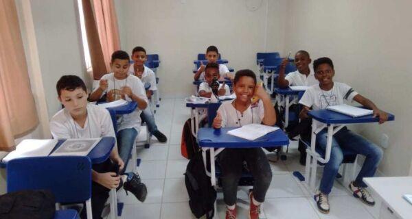 Alunos da Rede Municipal de Ensino participam de Projeto no CRAS da Rasa