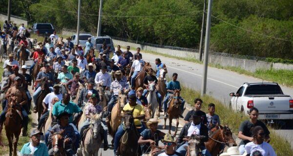 Prefeitura de São Pedro realiza 27ª cavalgada da independência no dia 07 de setembro