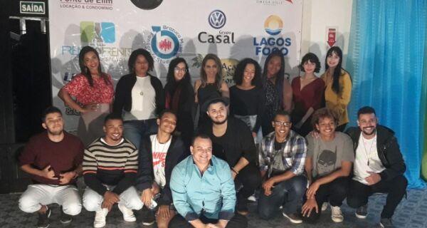 Finalistas do concurso Canta Cabo Frio são escolhidos