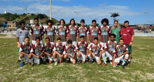 Times disputam primeira fase do Campeonato Municipal de Futebol de Base no próximo sábado (31) em Cabo Frio