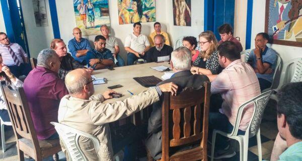 Conselho Municipal de Patrimônio Cultural elege nova mesa diretora