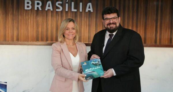 Acordo de Cooperação entre as cidades de Cabo Frio e Brasília pretende intensificar o interesse pelos dois destinos