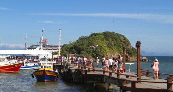 Búzios se destaca como destino turístico no novo Mapa do Turismo Brasileiro 2019-2021