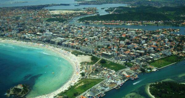 IBGE: População de Cabo Frio 'encolhe' em 2019, mas cresce 18% nesta década