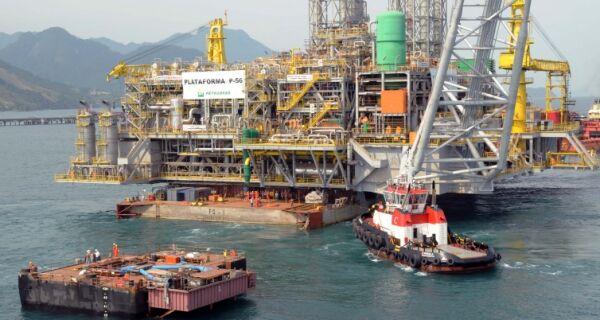 Estado terá R$ 50 bilhões nos próximos anos com encerramento de plataformas de petróleo