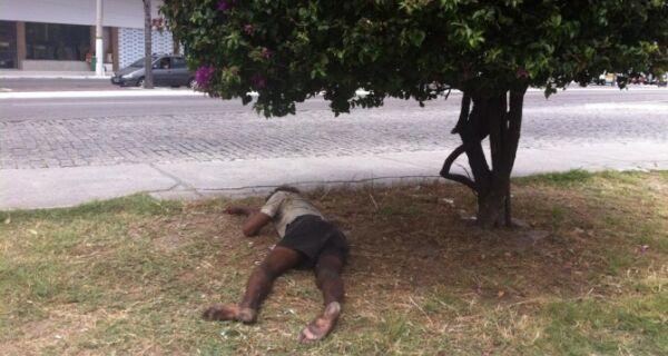 Guarda recolhe moradores de rua compulsoriamente