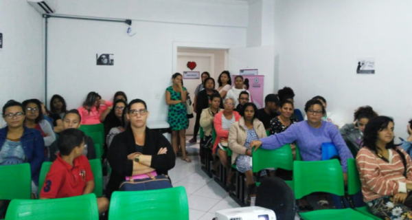 Prefeitura de Iguaba promove debate sobre violência contra mulher