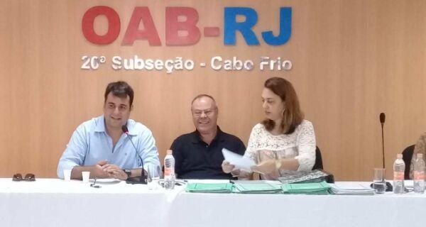 Mario Flavio Moreira assume presidência do Conselho Municipal de Meio Ambiente de Cabo Frio
