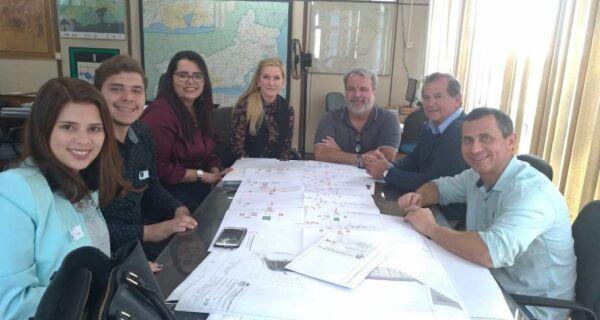 Mobilidade Urbana se reúne com DER para discutir projetos viários para Cabo Frio