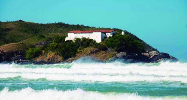 Marinha do Brasil emite alerta de ressaca