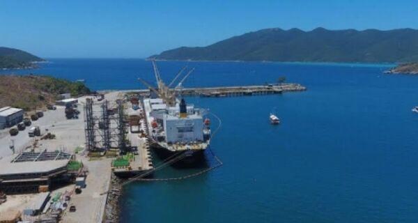 Porto do Forno recebe verbas atrasadas da Petrobrás