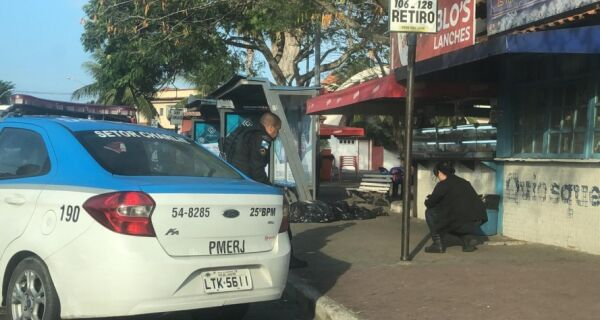 Policial reformado é executado a tiros após separar briga em Cabo Frio