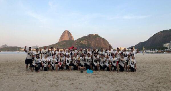 Cabo Frio Rocks é campeão do Carioca Bowl