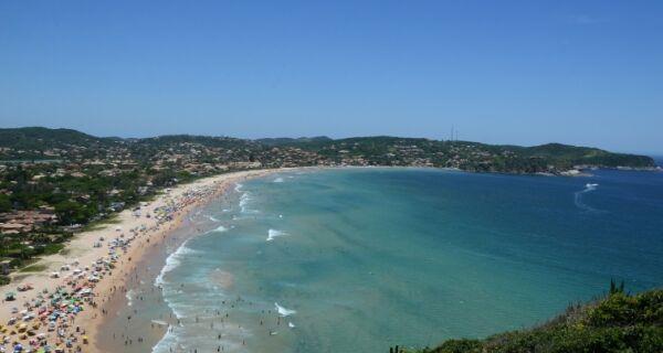 Projeto de lei proposto pela Prefeitura de Búzios regula a realização de eventos nas praias