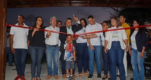Creche Municipal Tia Ivonete é inaugurada no bairro de Cem Braças