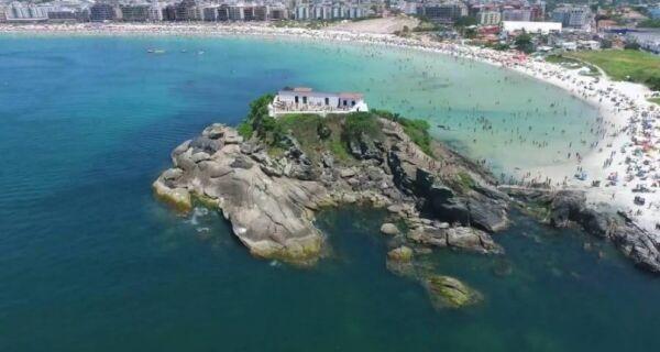 Canto da Praia do Forte ficará interditado nesta sexta-feira (20)