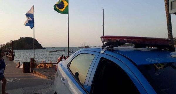 Operação Cidade Segura reforça a proteção nos bairros de Búzios