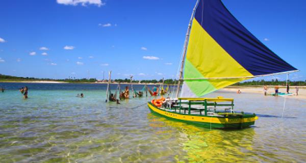 Número de turistas estrangeiros no estado do Ceará cresce 74% neste ano