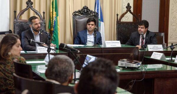 Alerj elabora relatório para evitar mudanças na distribuição dos royalties do petróleo
