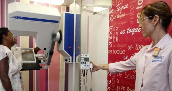 Estado reforça investimentos em diagnóstico e tratamento do câncer de mama