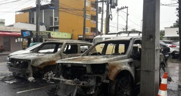 Crime impõe dia de terror em Cabo Frio