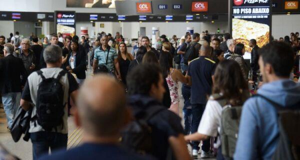 Limite de compras em free shops ou duty free será de até US$ 1 mil