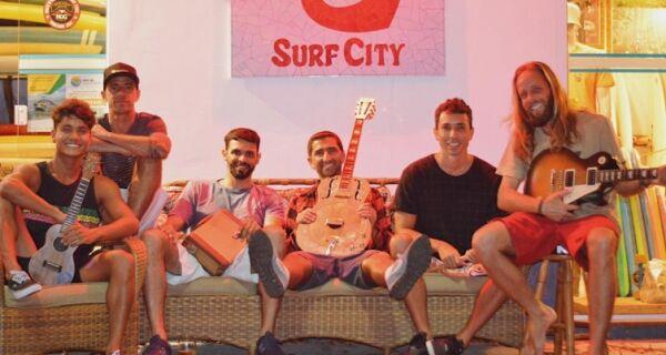 Som da Praia faz estreia dedicada ao rock