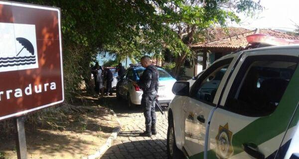 Ação conjunta de segurança pública combate ação de flanelinhas em Búzios