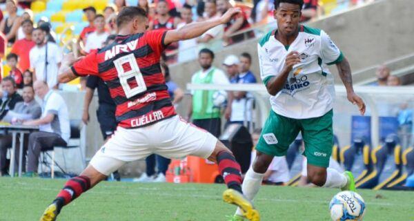 Cabofriense fica na chave de Flamengo e Botafogo no Carioca de 2020